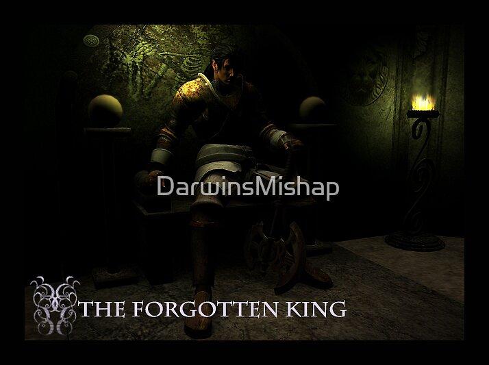 The Forgotten King by DarwinsMishap