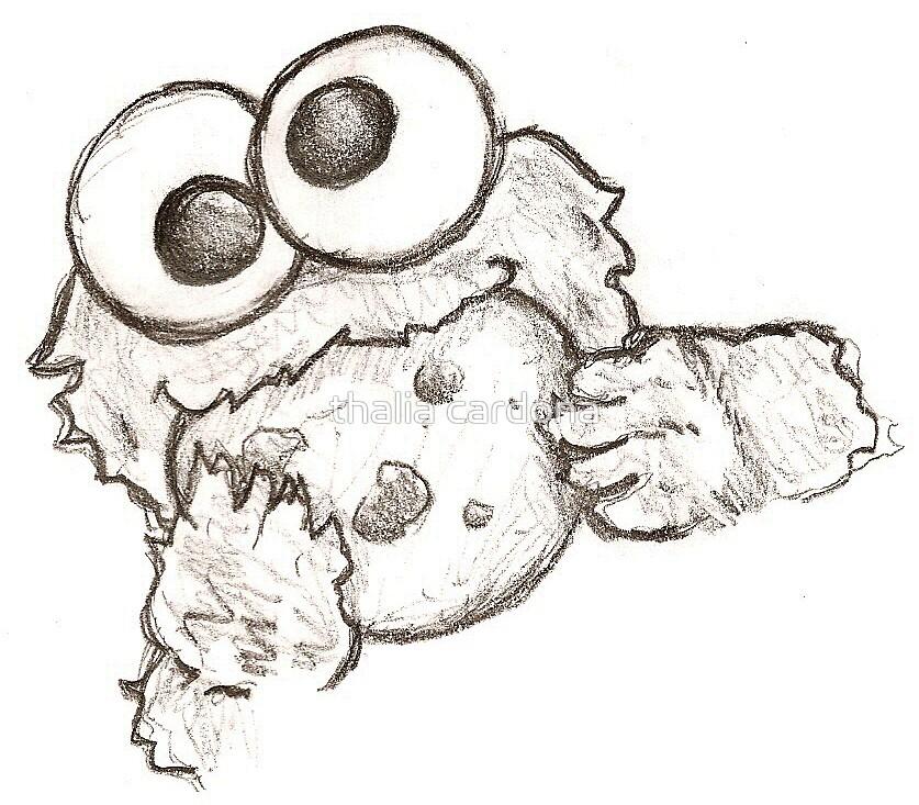 cookie mnstr!! by thalia cardona