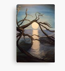 Hauntingly Beautiful...South Carolina Coast Canvas Print
