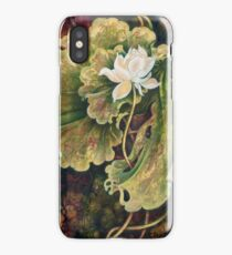 """""""In Search of the Lost Identity"""" from the series """"In the Lotus Land"""" iPhone Case/Skin"""