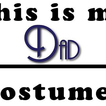 Dad Costume by keltickat