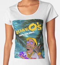 Quavo's Cereal Beach Blue Women's Premium T-Shirt