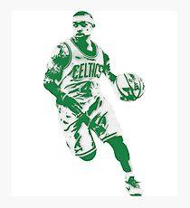 Isaiah Thomas - Boston Celtics Photographic Print