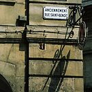 Rue Guillaume le Conquerant, Anciennement Rue Saint- Benoit Caen 19840819 0012  by Fred Mitchell