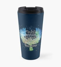 Wit Beyond Measure Is Man's Greatest Treasure Travel Mug