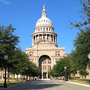 Capitol Building, Austin Texas by SublimeImage