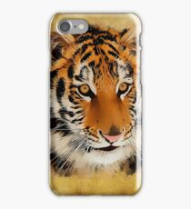 The Tiger Stare iPhone Case/Skin