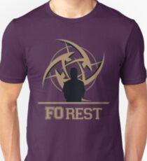 Ninjas in Pyjamas! Forest Unisex T-Shirt