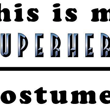 Superhero Costume by keltickat