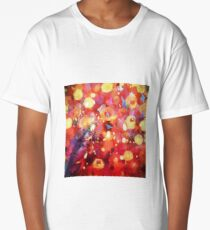 Fine art summer abstract available in framed prints Long T-Shirt