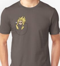 Pocket Pal - All Might v2 Unisex T-Shirt