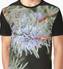 Beautiful blue native flower from the Stirling ranges. Graphic T-Shirt