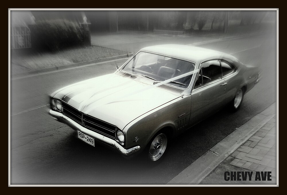 CHEVY AVE -Looking at its best- by connie81