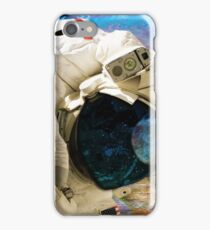 Extra Dimensional Space Walk iPhone Case/Skin
