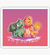 Pokemon - Friends Sticker
