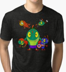 Murloc-avengers Assemble Tri-blend T-Shirt