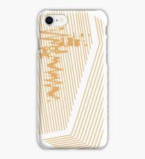 COLORFUL CASKET iPhone Case/Skin