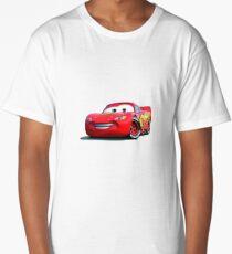 Lightning McQueen Long T-Shirt