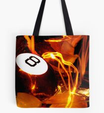 Eight Tote Bag