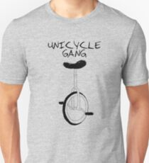 UNICYCLE GANG Unisex T-Shirt