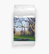 Tree Overhang Duvet Cover