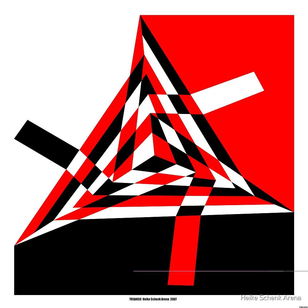 Triangle by Heike Schenk Arena