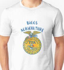 Biggs FFA Custom Unisex T-Shirt