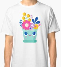 Bloom Where You Are Planted Classic T-Shirt