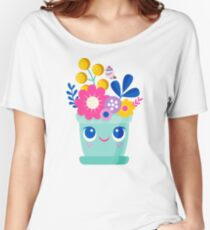 Bloom Where You Are Planted Women's Relaxed Fit T-Shirt