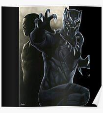 Black Panter - TChalla Poster