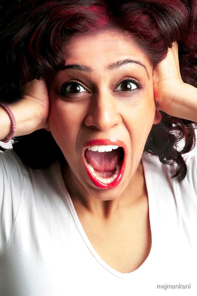 Scream by mejmankani