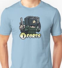 Forts 'Armourdillo' T-Shirt