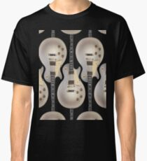 MUSIC - Guitar Mosaic Classic T-Shirt
