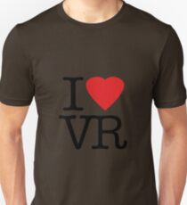 I love vr - virtual reality T-Shirt