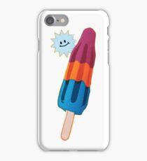 Baby Bomb Pop Linocut  iPhone Case/Skin