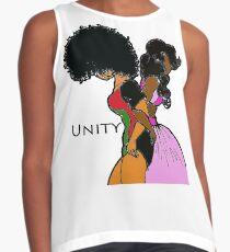 Black Queen - Unity Contrast Tank