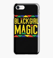 Black Queen Magic iPhone Case/Skin