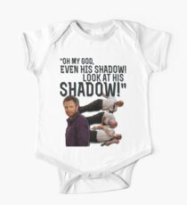 LOOK AT HIS SHADOW! Kids Clothes