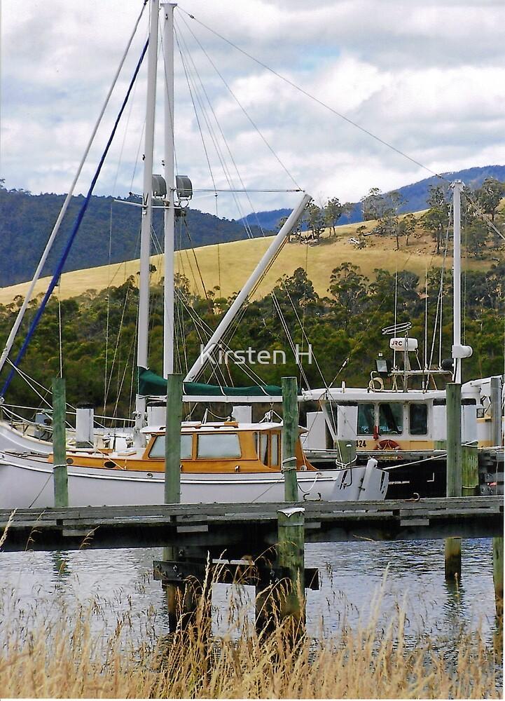 Tasmanian Waterways by Kirsten H