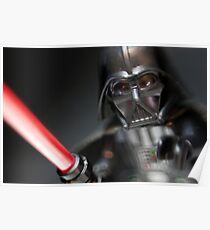 The Dark Lord Vader Poster