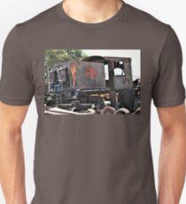 A Rusty Old Train Engine T-Shirt