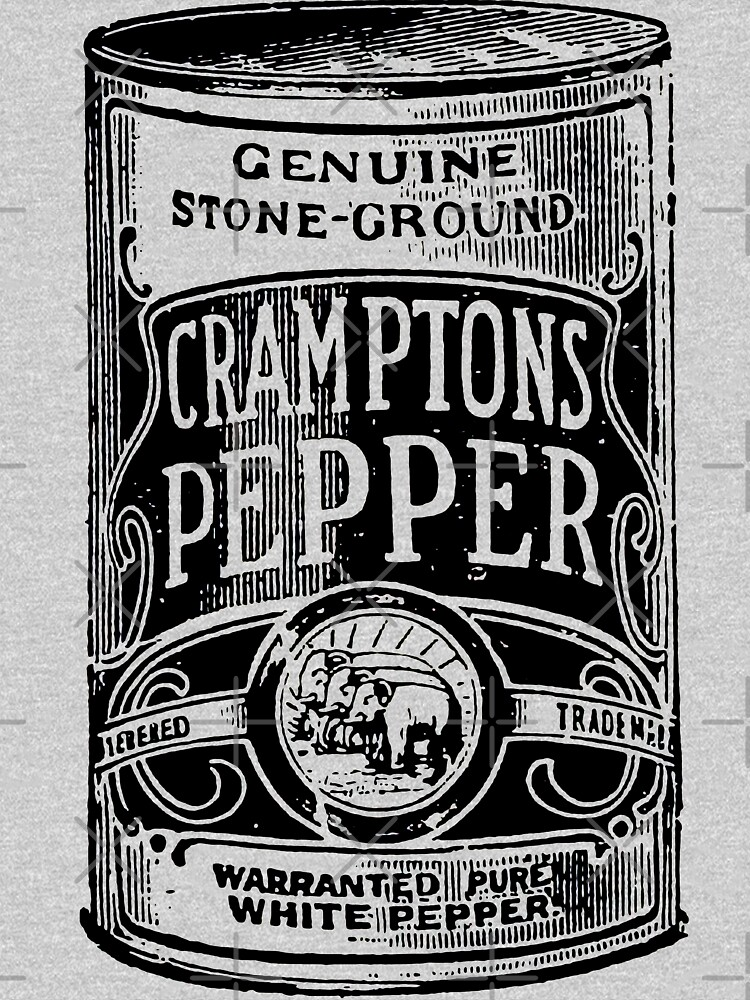 Cramptons White Pepper by reapolo