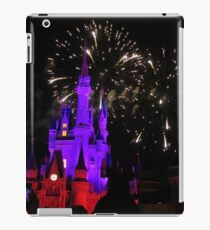 Castle Fireworks iPad Case/Skin