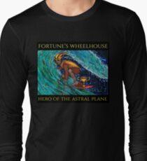 Fortune's Wheelhouse Tabula Mundi Chariot Long Sleeve T-Shirt