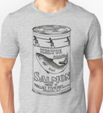 Kiltie Salmon from Vancouver T-Shirt