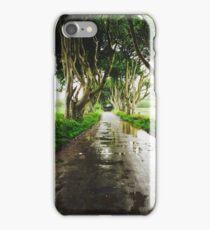 A Quiet Walk iPhone Case/Skin