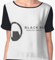 Black Mesa Research Facility Women's Chiffon Top