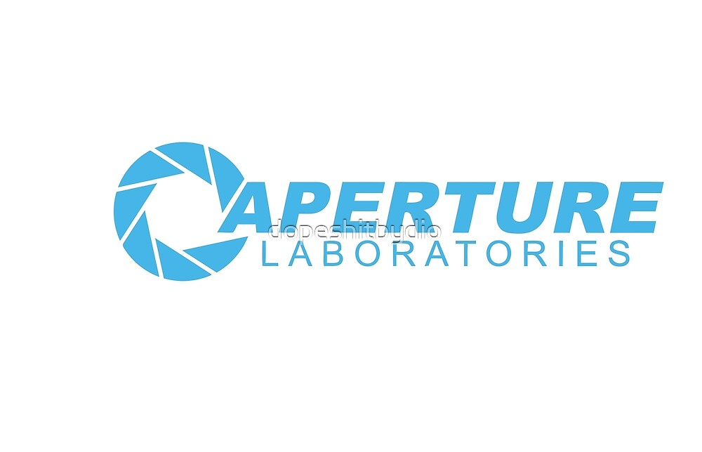Aperture Laboratories by dopeshitbydio