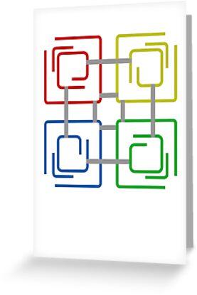 Mario Kart DS- Block Fort by FlowDesigns