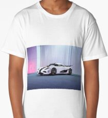 Koenigsegg One:1 Long Exposure Long T-Shirt